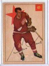 1954-55 Parkhurst Gordie Howe #41