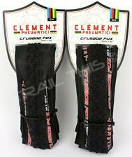 2 x Clement Crusade PDX 700x33 Folding Cyclocross CX Bicycle Tires 120TPI 1-Pair