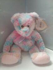 TY Beanie Baby - TWIRLS the Bear (8.5 inch) - MWMTs Stuffed Animal Toy