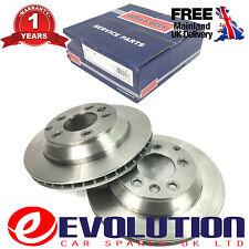 BORG & BECK REAR BRAKE DISCS  FOR AUDI Q7 PORSCHE CAYENNE VW TOUAREG 7L8615601C