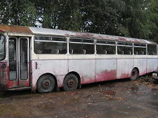 1964 BEDFORD VAL - CHINESE 6 - RARE COACH FOR RESTORATION - RUNS & DRIVES