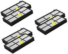 6 Hepa-Filter  für iRobot Roomba 800er Serie (870 , 880)