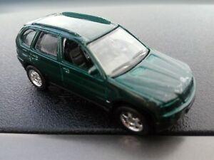 WELLY BMW X5 NO. 2057 DIECAST CAR MODEL