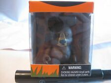 Disney 3 inch Vinylmation Animal Kingdom Brown Bear Figurine By Dan Howard  vy05