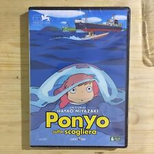 Dvd PONYO SULLA SCOGLIERA - Hayao Miyazaki ......NUOVO