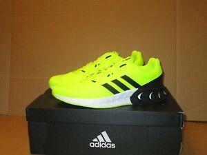 adidas Running Kaptir Super Running Shoe  Solar Yellow  Size 12   FZ2859