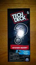 Set of 8 Tech Deck Mini Skateboard Black Series Limited Edition Mystery Board
