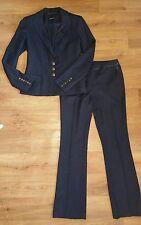 Veste/Pantalon Femme Laine Costume deux pièces de ISABELLA OLIVER. taille C/10/12 UK