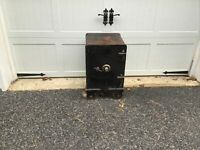 Vintage Alpine Safe Gross Feibel Lock