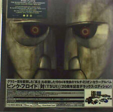 PINK FLOYD The Division Bell (SEALED DELUXE JAPAN BOX) WPZR-30576