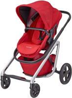 Brand New Maxi Cosi Lila Pushchair Stroller Pram in Nomad Red RRP:£549