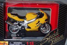 MOTO TRIUMPH T600 1/18 MAISTO