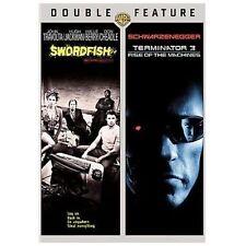 Swordfish / Terminator 3: Rise of the Machines (Double Feature), DVD, Halle Berr