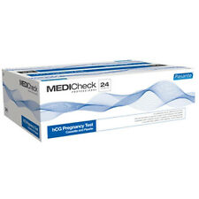 Medicheck HCG Pregnancy Test Cassette and Pipette