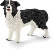 BÜ)  Schleich (16840) Border Collie  Hund Schleichtiere  Sammelserie Hunde