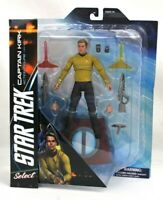 "Star Trek Into Darkness Captain Kirk Action Figure 7"" Diamond Select JUN188108"
