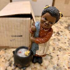 "All Gods Children ""Cassie"" Martha Holcombe Figurine Limited Edition 1990"