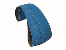 """2"""" x 36"""" Sanding Belt 120 Grit Aluminum Zirconium  (5 Pack) for MultiTool MT362"""