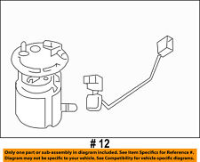 FORD OEM-Fuel Pump DA8Z9H307K