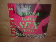 Vinyles maxis madonna