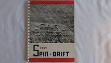 "Yearbook 1952 School Santa Monica City College - ""Spin-Drift"""