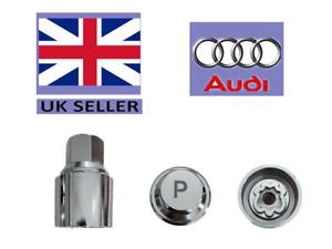 Audi New Locking Wheel Nut Key Letter P, Code 813