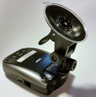 New- Uniden Radar Detector Windshield -2 Axis Mount Suction Cup   (UND-PVT)