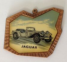 Jaguar Germany 1963 Wander Club LARGE Auto Large Medal Badge Pin Rare (N10)