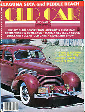 Old Car Illustrated Magazine January 1979 1932 Chevy Coupe VG 061416jhe