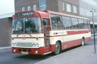 PHOTO Central Scottish Leyland Leopard T368 GSU850T in 1985 on route 17