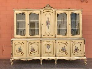 Favolosa credenza barocco veneziano silik барокко baroque cupboard