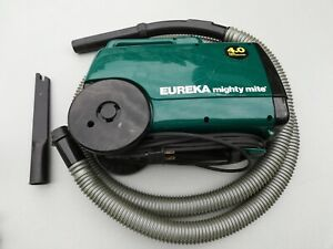 Eureka Mighty Mite 4.0 HP GREEN Canister Vacuum Cleaner Model 3140 Type B
