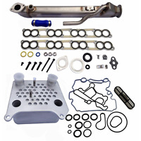 Rudys Upgraded Stainless EGR Cooler Oil Cooler Gaskets For 2004-2007 Ford 6.0