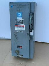 Square D 8538SBG12 Combination Starter Motor Control, NEMA Size 0 8536SB02