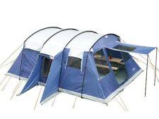 Skandika Milano 6 - tienda de Campaña -túnel para 6 personas -580 X (azul)
