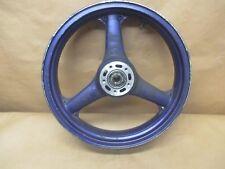 1995-1997 Kawasaki ZX6R, front wheel, front rim, GUARANTEED STRAIGHT