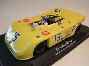 NSR Porsche 908/3 #15 1000km Nürburgring 1970 NSR0063 Circuito de Slot 1 :3