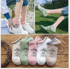 3 pairs mix color Men's Women Casual socks four seasons Cotton socks ankle