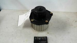 Blower Motor ID 52476834 Fits 97-00 CHEVROLET 2500 PICKUP 90272