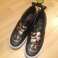 Nuevo Disney Mickey Mouse Resbalón en Zapatillas Zapatos tenis de Oro, Primark Reino Unido 8
