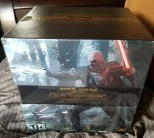 Star Wars: The Old Republic - Collector's Edition [PC-DVD Computer, MMORPG] NEW
