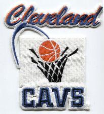 "1994-2003 CLEVELAND CAVALIERS CAVS NBA BASKETBALL 3 3/4"" DIECUT TEAM PATCH"