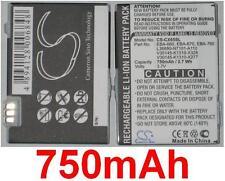 Batería para Siemens C75 M65 M75 S65 S66 S75 750mAh
