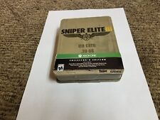 Sniper Elite III -- Collector's Edition (Microsoft Xbox One, 2014)