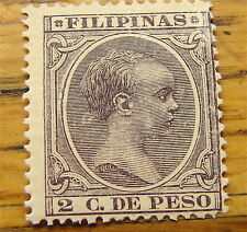 Philippines----Old Postage Stamp from Album