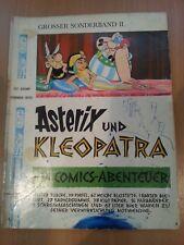 ASTERIX und KLEOPATRA    rarität  1968 OHNE PREISANGABE