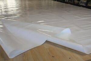 2,65€/m² Lkw Plane Abdeckplane PVC Holzplane B-Ware 700gr/m² weiß 3,00m/5,50m