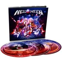 HELLOWEEN - UNITED ALIVE DIGIPAK 3 CD NEU