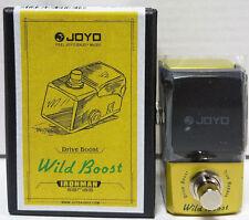 Joyo Ironman JF-302 Wild Boost Pedal  FREE SHIPPING