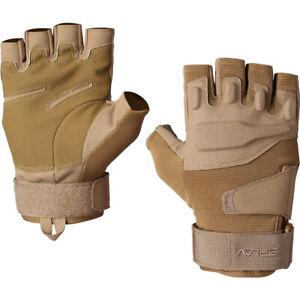 Original Tactical Half Finger Gloves «Force», Russian SPLAV, many colors, New